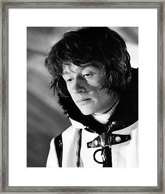 John Hurt In Mr. Forbush And The Penguins  Framed Print