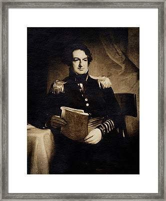 John James Abert Framed Print by Miriam And Ira D. Wallach Division Of Art, Prints And Photographs/new York Public Library