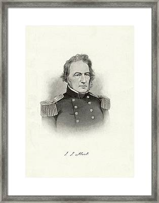 John James Abert Framed Print by The Miriam And Ira D. Wallach Division Of Art, Prints And Photographs: Print Collection/new York Public Library