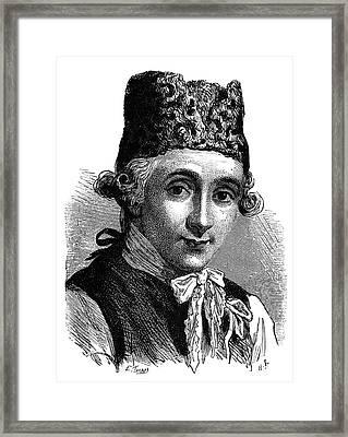 John Jefferies Framed Print