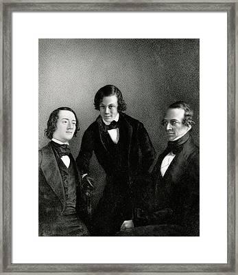 John Kane Framed Print by American Philosophical Society