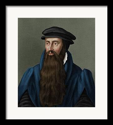 Reformer Photographs Framed Prints