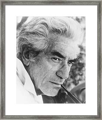 John Marley Framed Print by Silver Screen