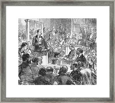 John Maskelyne Framed Print by Granger