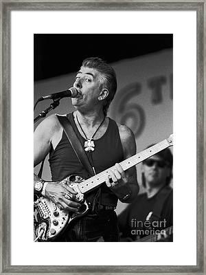 John Mayall Framed Print by Craig Lovell