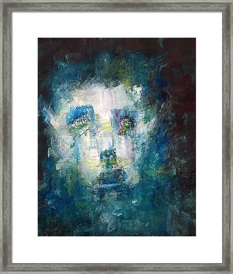 John Mirtone Framed Print by Fabrizio Cassetta