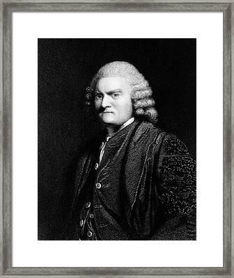 John Pringle Framed Print by National Library Of Medicine