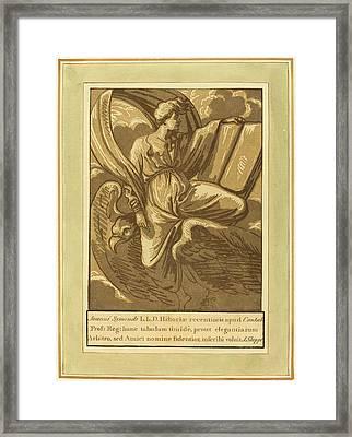 John Skippe After Parmigianino British, 1742 - 1812 Framed Print