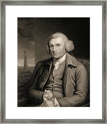 John Smeaton Framed Print by Chemical Heritage Foundation
