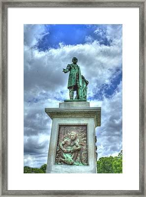 John Thomas  Framed Print by Honour Hall