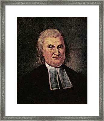 John Witherspoon (1723-1794) Framed Print by Granger