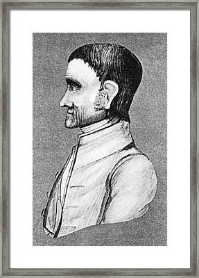 John Woolman (1720-1772) Framed Print