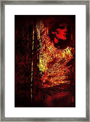 Johnny Framed Print