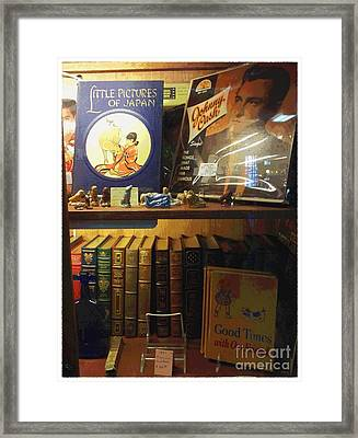 Johnny On The Spot Framed Print by Glenn McCarthy Art and Photography