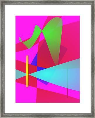 Joker Framed Print by Masaaki Kimura