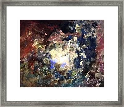 Joleen Framed Print by Kathleen Fowler