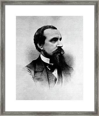 Jonathan Hutchinson Framed Print