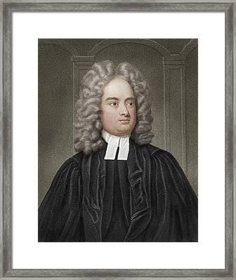 Jonathan Swift Framed Print