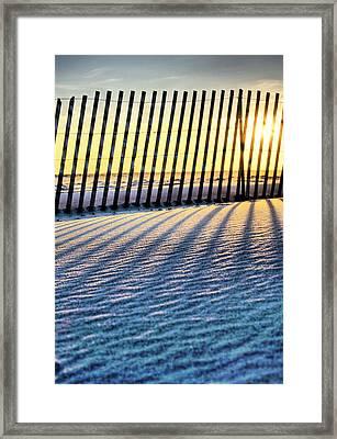 Jones Beach Framed Print
