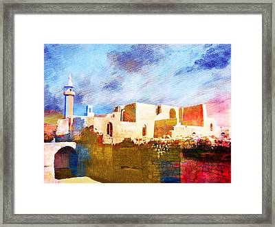 Jordan 02 Framed Print by Catf