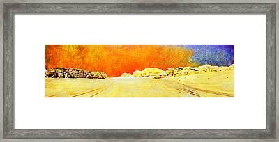 Jordan 06 Framed Print by Catf