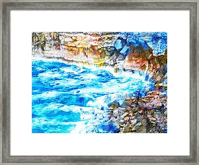 Jordan 08 Framed Print by Catf