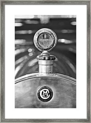 Jordan Motor Car Boyce Motometer 2 Framed Print
