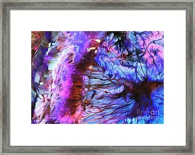 Jordan Framed Print by Art Gallery Earth