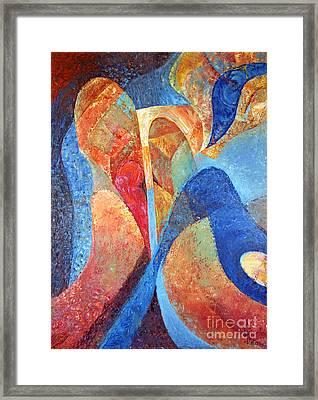 Jordan River Framed Print by Igor Karlov