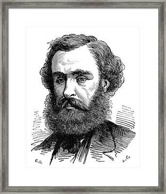 Joseph Croce-spinelli Framed Print