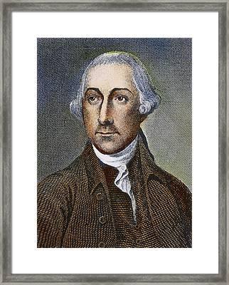 Joseph Hewes (1730-1779) Framed Print by Granger
