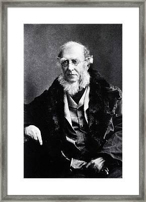 Joseph Hooker Framed Print