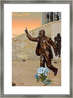 Joseph Vincent Paterno Framed Print by Tom Gari Gallery-Three-Photography
