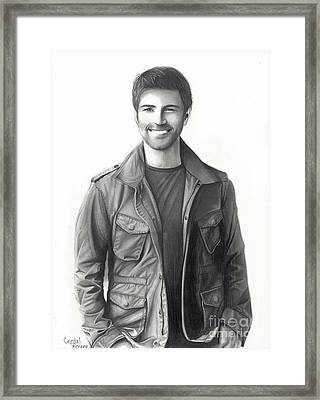 Josh Turner Framed Print
