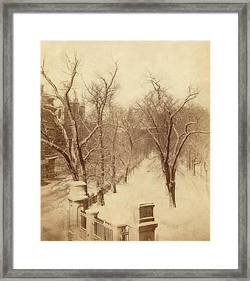 Josiah Johnson Hawes American, 1808 - 1901 Framed Print