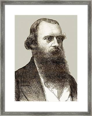 Josiah Latimer Clark Framed Print