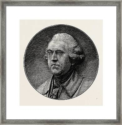 Josiah Wedgwood 12 July 1730 3 January 1795 Was An English Framed Print by English School