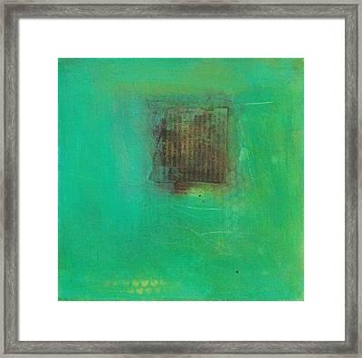 Reflection #2 Framed Print
