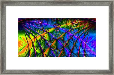 Journey 20130511v1 Long Framed Print