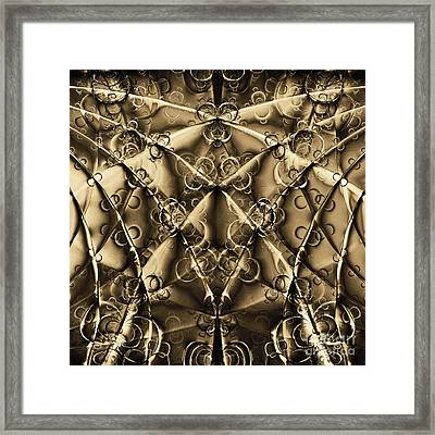 Journey 20130511v2 Square Framed Print