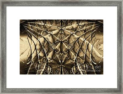 Journey 20130511v2 Framed Print