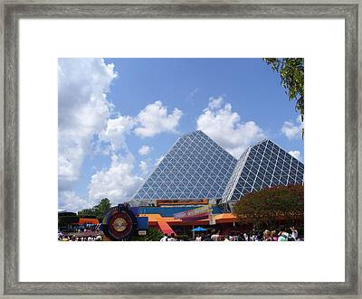 Journey Into Imagination With Figment Framed Print