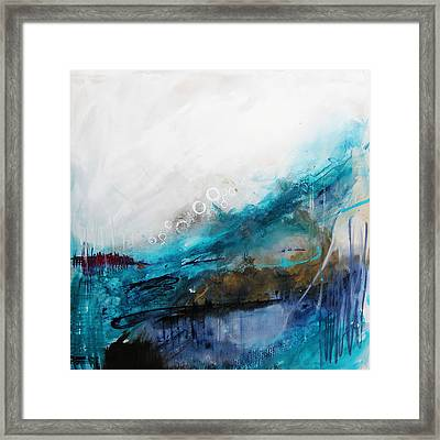 Journey Framed Print by Jeanette Buckley