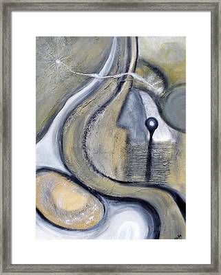 Journey Framed Print by Nicholas Juhl