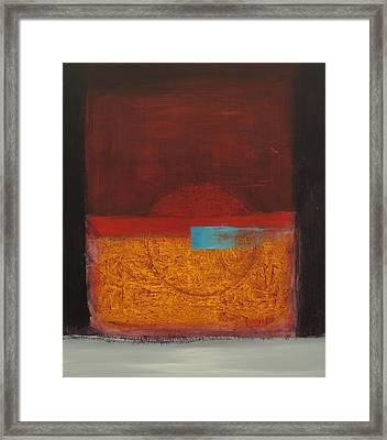 Journey No. 11 Framed Print