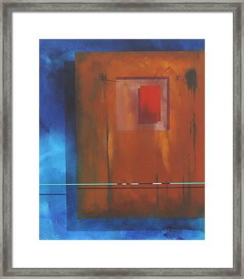 Journey No. 2 Framed Print