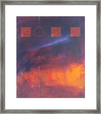 Journey No. 4 Framed Print