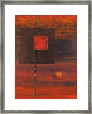 Journey No.3 Framed Print