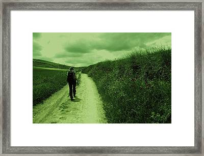 Journey Of Life Framed Print