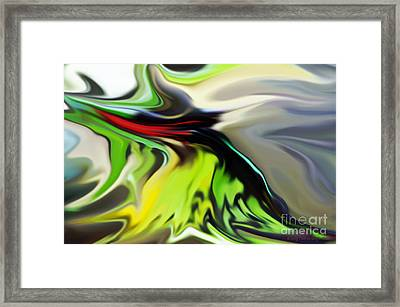 Framed Print featuring the photograph Journey by Patricia Griffin Brett